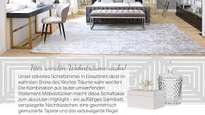 Mã Bel Kã Chen Im Angebot Sleep With Style Stilvolles Traumschlafzimmer In Grau Looks
