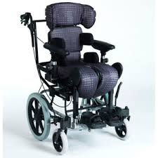 siege handicapé châssis roulant pour corset siège azalea base invacare