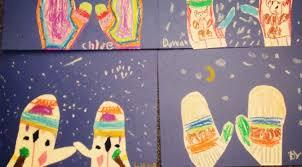 Oil Pastel Winter Art Lesson Archives