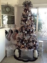 New Post Black And Silver Christmas Tree Interesting Visit Xmastsite Decorations
