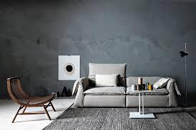anthrazitfarbenes sofa bilder ideen