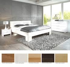 schlafzimmer ering buche massivholzbett kommode nachttisch