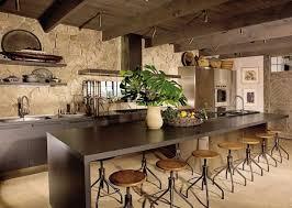 Image Of Modern Rustic Kitchen Decor