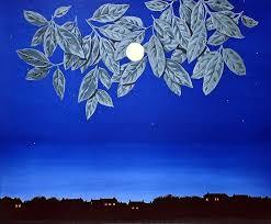 la chambre d 馗oute magritte 132 best images on moonlight landscape paintings