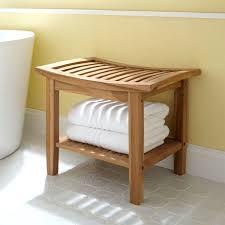 Teak Bathtub Caddy Canada by Image Of Teak Shower Stool Ideas Teak Bathroom Spa Bench Teak