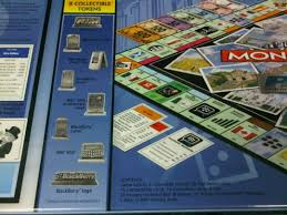 Its A Good Time To Be An Employee Of RIM Celebrate 25 Years All Their Employees Are Getting Special Limited Edition Monopoly With Custom