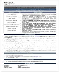 Experienced Professional Resume Format