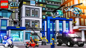 100 Lego Fire Truck Games LEGO Police Police Car Cartoon About LEGO