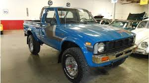 1980 Toyota Pickup For Sale Near Roseville, California 95678 ...