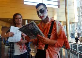 Halloween Jokes For Adults Clean by Fright Night Downtown Fort Wayne