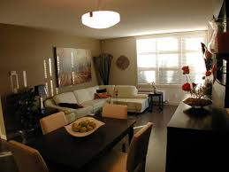 Small Living Room Dining Combo Designs Accent Wall With Inspiring Home Plans