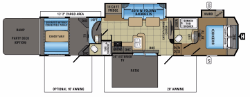 Jayco 2014 Fifth Wheel Floor Plans by Jayco Seismic Rvs For Sale Camping World Rv Sales