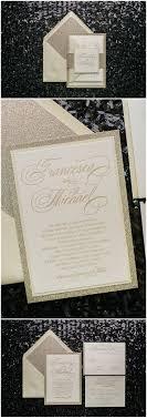 Real Wedding Francesca And Michael Chinese InvitationRustic
