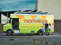 100 Nom Nom Food Truck Photos Serving Banh Mi To Los Angeles