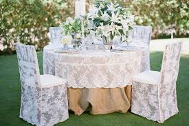 Vintage Lace Wedding Chair Decoration Ideas