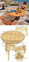 Folding Adirondack Chair Woodworking Plans by 176 Best Outdoor Furniture Plans Images On Pinterest Outdoor