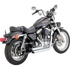 Vance And Hines Dresser Duals 16799 by Harley Touring Exhaust Vance And Hines Ebay