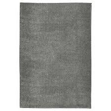 langsted teppich kurzflor hellgrau 60x90 cm ikea schweiz