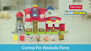 Little People® Caring For Animals Farm | Fisher-Price - YouTube Amazoncom Fisherprice Little People Fun Sounds Farm Vintage Fisher Price Play Family Red Barn W Doyourember Youtube Animal Donkey Cart Wspning Animals Mercari Buy Sell Things Toys Wallpapers Background Preschool Pretend Hobbies S Playset Farmer Hay Stackin Stable Walmartcom
