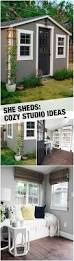 10x12 Shed Kit Home Depot by 43 Best She Shed I Want One Images On Pinterest Garden
