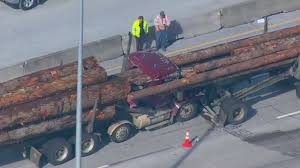 Driver Seriously Hurt As 2 Logging Trucks Crash On I-5 In Tacoma | KMPH One Dead After Log Truck Crash In Brooks County News Wtxlcom Clackamas Sheriff On Twitter Vs Log Truck Crash Redland Vwvortexcom The Wacky Traffic Accident Pic Post Fife Street Reopens Spilled Load Tribune Pickup Driver Uninjured In Incredible With Logging 82813 Sierra Prospect Woman Crashes Into Weathersfield Vermont Standard Video Semitruck Loses Control Crashes Into Gas Station Cajon Rollover Northway Reduces Traffic To One Lane Local Severely Hurt 2 Logging Trucks Washington Saline River Chronicle Turnover Highway 160