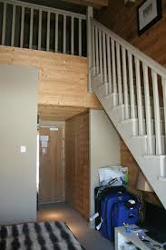 stairs to children s floor with bunk beds picture of hotel le