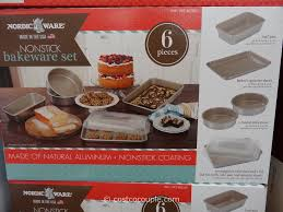 Nordic Ware Pumpkin Loaf Pan by Nordic Ware Nonstick Bakeware Set