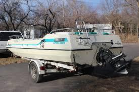 Bayliner 190 Deck Boat by Viking Deck Boat Mercruiser Chevrolet V8 1981 For Sale For 2 900