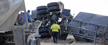 Lost Load Truck Accidents - Baumgartner Law Firm