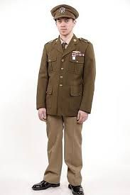 Uncle Sams Army Navy Outfitters World War II Style Army Dress