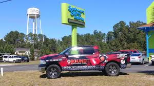 100 Cost To Wrap A Truck Vehicle Graphics S Seaboard Signs Engraving Myrtle Beach