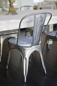 Metal Kitchen Chairs 14 Httpsthouzz Simgs6be103c80fef0688 4 4840contemporary