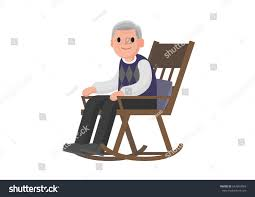 Old Man Sitting On Rocking Chair Stock Vector (Royalty Free) 647653069 Antique High Chair Converts To A Rocking Was Originally Used Rocking Chair Benefits In The Age Of Work Coalesse Grandfather Sitting In Royalty Free Vector Vectors Pack Download Art Stock The Exercise Book Dr Henry F Ogle 915428876 Era By Normann Cophagen Stylepark To My New Friend Faster Farman My Grandparents Image Result For Cartoon Grandma Reading Luxury Ready Rocker Honey Rockermama Grandparenting With Grace Larry Mccall