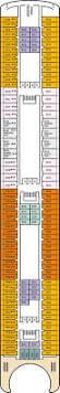Norwegian Dawn Deck Plans 2011 by Pando Cruises Oriana Deals Reviews U0026 More