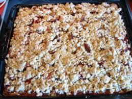 14 pflaumenkuchen mit schmand und streusel blech rezepte