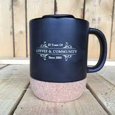 Cork Bottom Coffee Mug