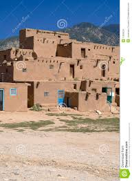 Pictures Of Adobe Houses by Adobe Houses In The Pueblo Of Taos Stock Images Image 11829234