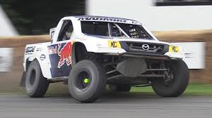100 Stadium Truck Mad Mike RUMBUL Mazda With A 13B Rotary Engine