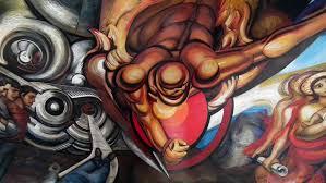 David Alfaro Siqueiros Murales Y Su Significado by Por Una Seguridad Completa Y Para Todos Los Mexicanos De Siqueiros
