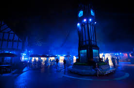 Halloween Busch Gardens by Busch Gardens Howl O Scream Horrors Unearthed Champagne Style