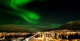 A mix of music in the snow The Northern Lights Festival Troms¸