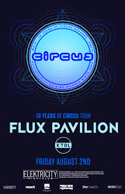 100 Pavilion 18 Buy Tickets To FLUX PAVILION In Pontiac On Aug 02 2019