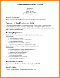 12 13 Sample Career Objective For Teachers Resume Teaching ... Pin By Free Printable Calendar On Sample Resume Preschool Teacher Assistant Rumes Caknekaptbandco Teacher Assistant Objective Templates At With No Experience Achance2talkcom Teaching Cv 94295 Teachers Luxury New 13 For Example Examples Template For Position Aide Samples Velvet Jobs 15 Teaching Resume Description Sales Invoice The History Of Realty Executives Mi Invoice And