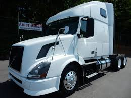 USED 2012 VOLVO VNL 670 SLEEPER FOR SALE IN NC #1862