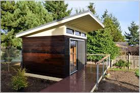 12x16 Slant Roof Shed Plans by Studio Shed Plans Diy Office Home Steel Sheds Modern Backyard