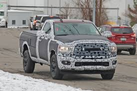 Spy Shots: 2020 Ram 2500-3500 Heavy-Duty Trucks In Final Testing