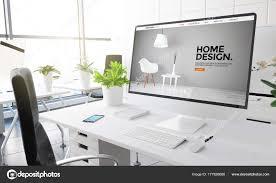 100 Home Interior Website Computer Design Rendering Stock