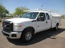 USED 2015 FORD F250 SERVICE - UTILITY TRUCK FOR SALE IN AZ #2372