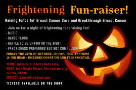 Halloween Millionaire Raffle 2014 by Secret Diary Of A Chemo October 2014
