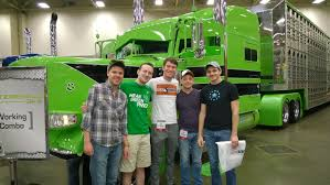 DFW Gaybros Went To The Great American Trucking Show. Why? Because ... A Dark Peterbilt Cabover Semi Truck Is Displayed At The 2018 Great Photos Day 2 Of Pride Polish Trucks American Success 2015 Trucking Show Landstar The Truck Recap Raneys Blog Gats 2013 In Dallas Tx By Picture Allies Booth Allie Knight Youtube Photo Gallery Great American Truck Show 2016 Dallas Bangshiftcom Big Rigs And More From
